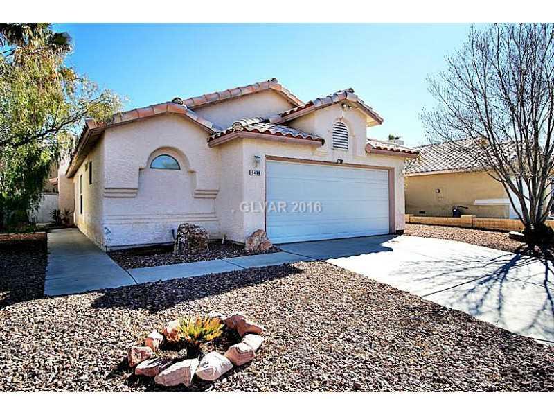 5430 Lonesome Biker Ln, Las Vegas, NV