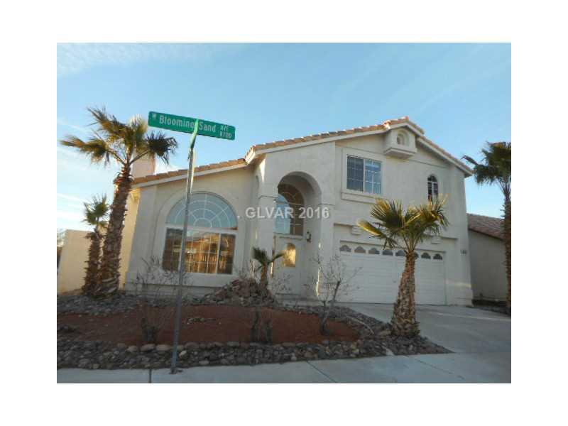 8701 Blooming Sand Ave, Las Vegas, NV