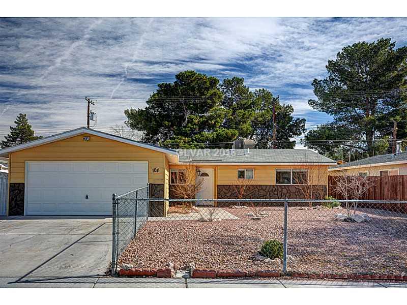 104 Sacramento Dr, Las Vegas, NV