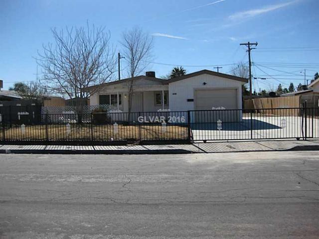 3411 Lockwood Ave North Las Vegas, NV 89030