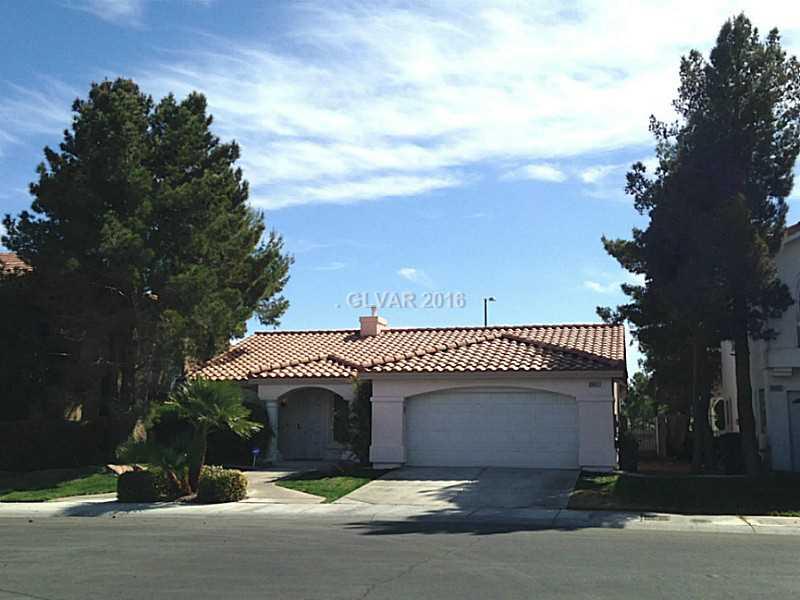 8641 Raindrop Canyon Ave, Las Vegas, NV