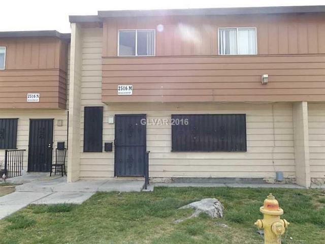 2516 Bulloch St M St #M North Las Vegas, NV 89030