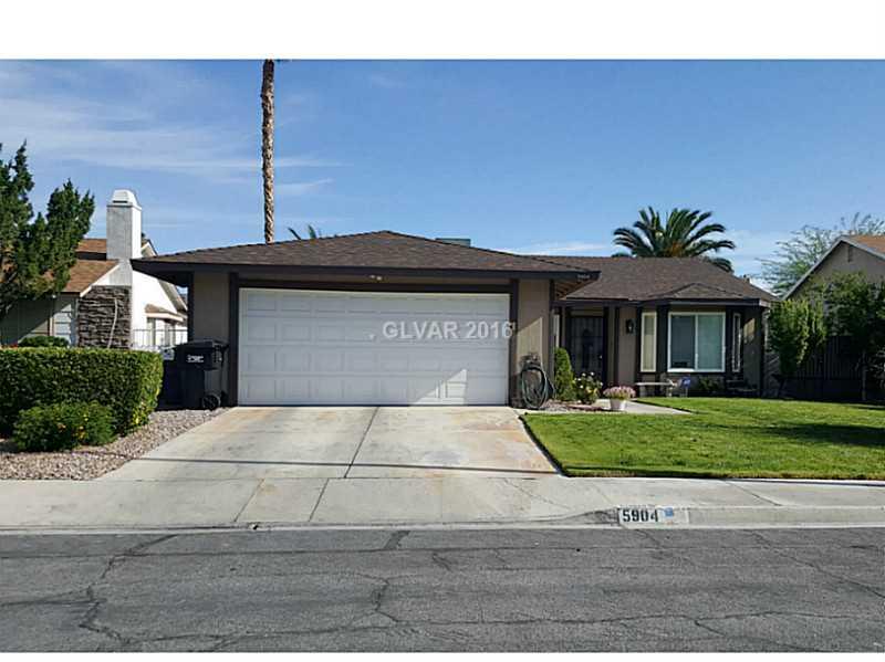 5904 Morro Bay Ave, Las Vegas, NV