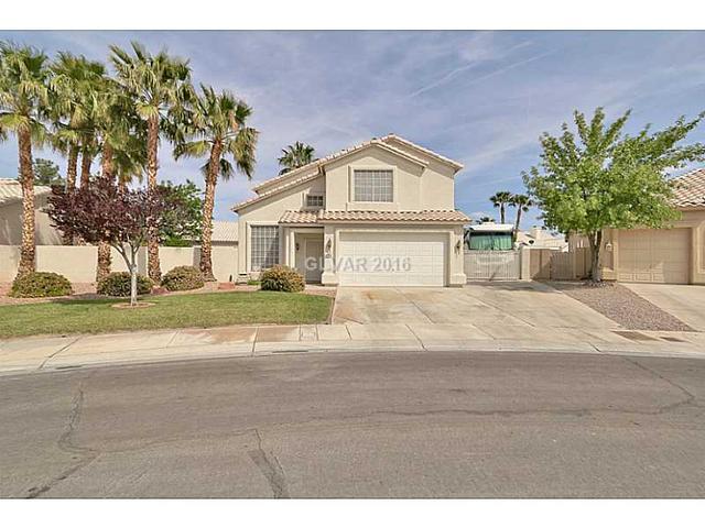 4004 Hazel Brooks St, Las Vegas, NV