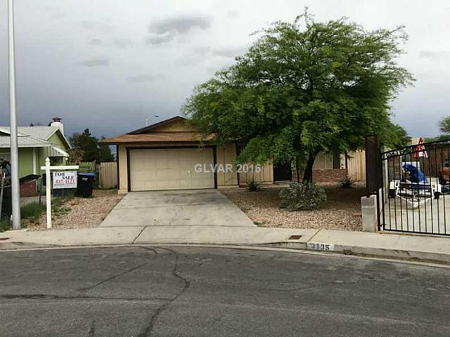 3135 Tomahawk Cir North Las Vegas, NV 89030