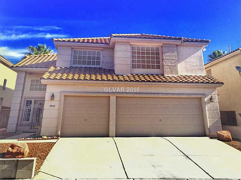 9892 Antelope Canyon Ave, Las Vegas, NV