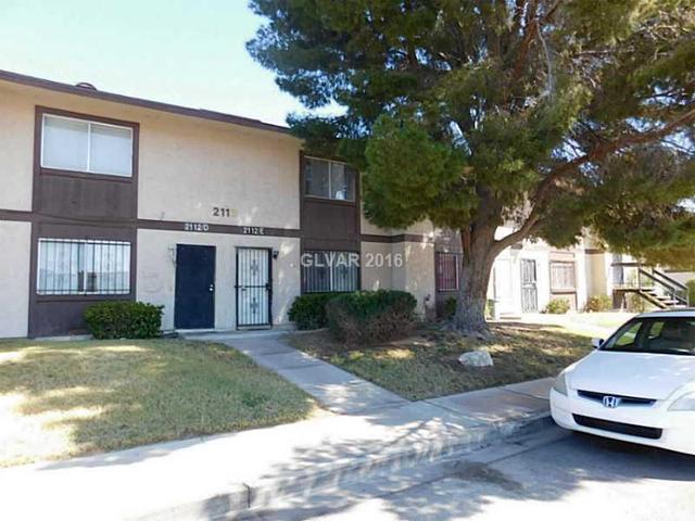 2112 Comet Ave #E North Las Vegas, NV 89030