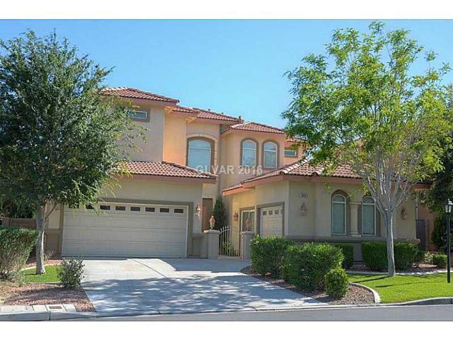 7663 Villa De La Paz Ave, Las Vegas NV 89131