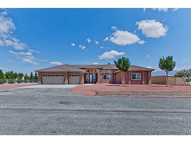 3420 W Utah St, Pahrump, NV