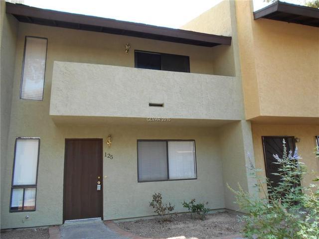 120 Bel Port Dr #125, Las Vegas, NV 89110