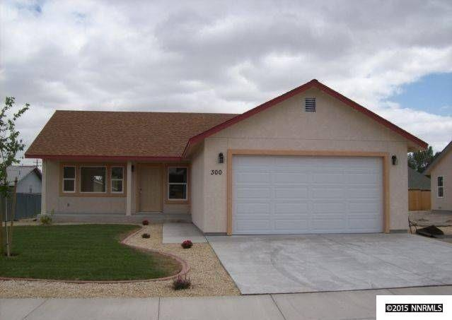 300 S Mountain View St, Yerington NV 89447