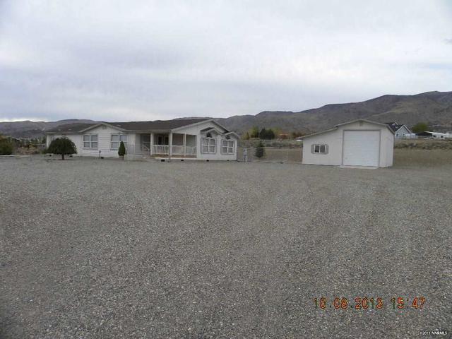 4140 Mountain Vista Dr, Wellington, NV 89444