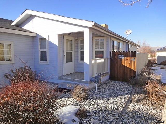 1276 Gambrel Dr, Carson City, NV