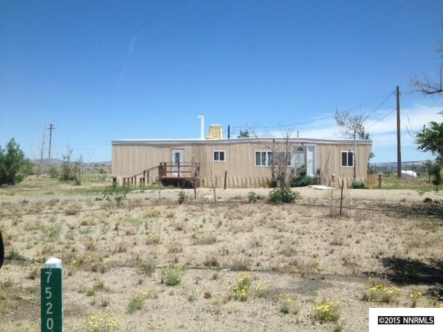 7520 Winchester Rd, Silver Springs, NV