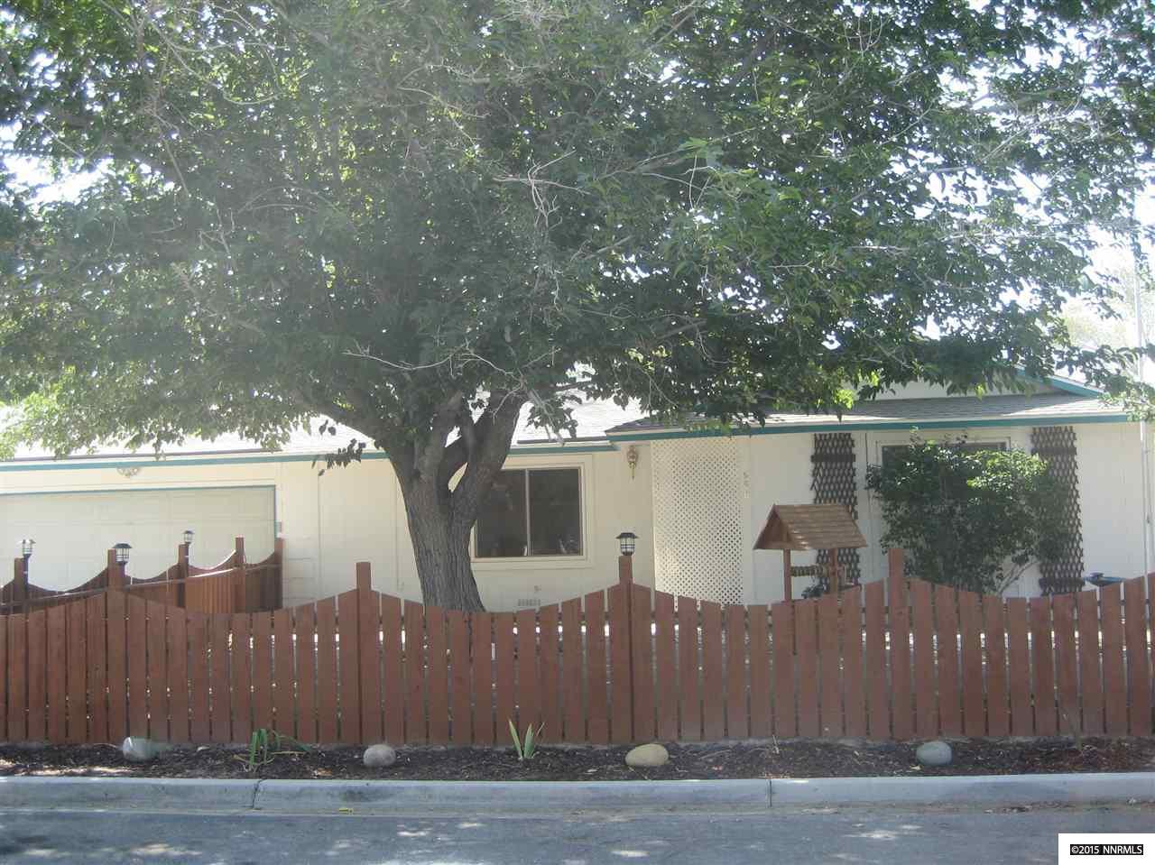 550 Spruce, Fernley, NV