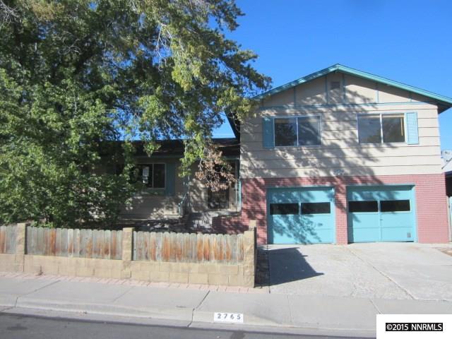 2765 Scholl, Reno, NV