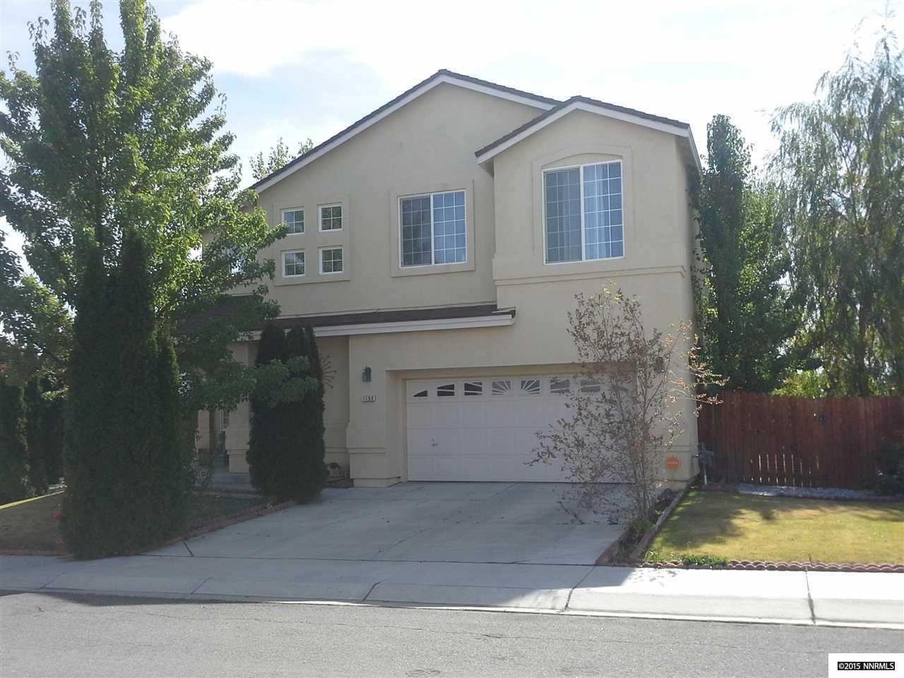 1153 Ridgefield Dr, Carson City, NV