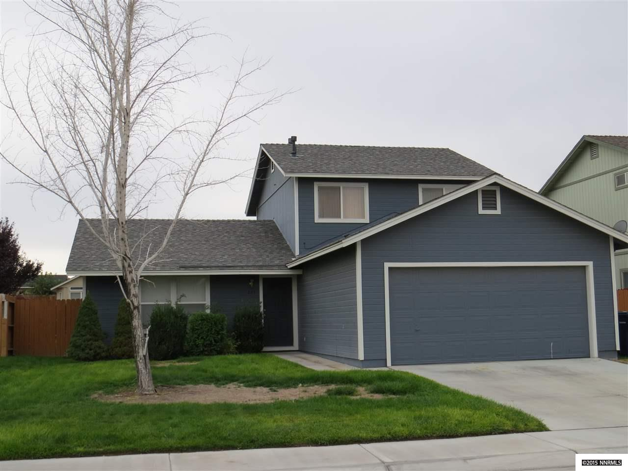 233 Poppy Hls, Fernley, NV