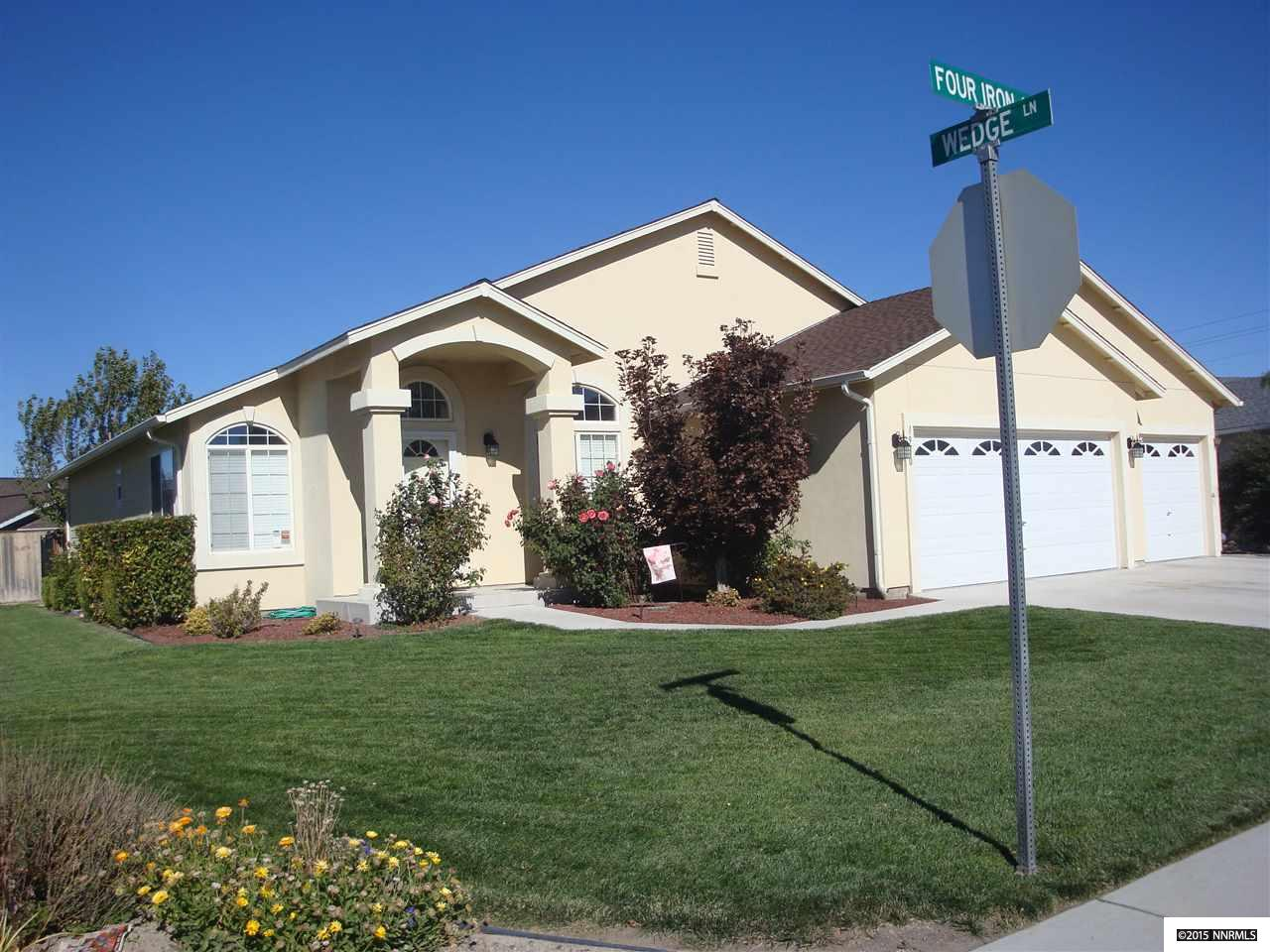 1940 Four Iron Ct, Fernley, NV