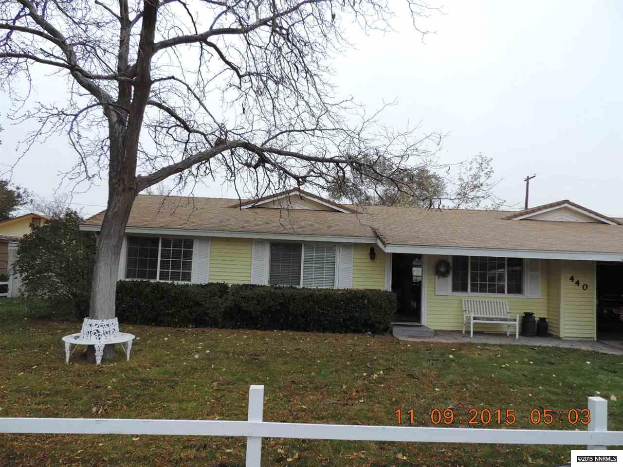 440 Curry Dr, Fernley, NV