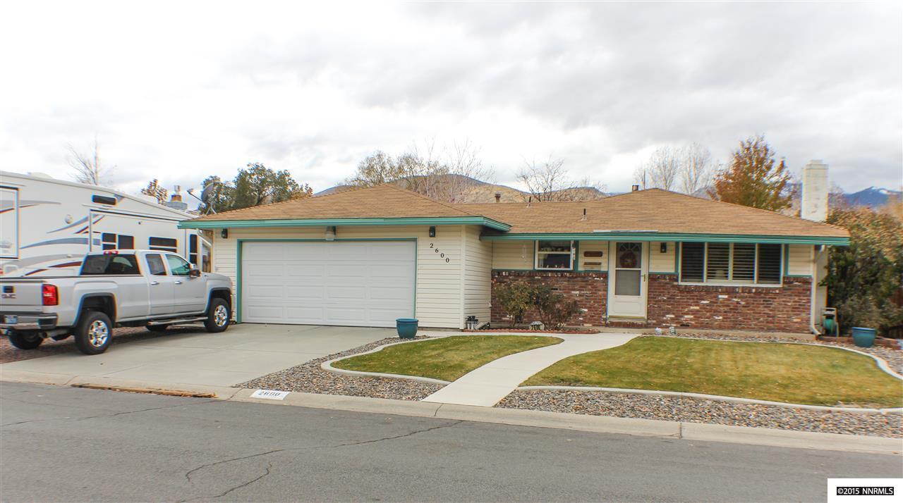 2600 Hansen, Carson City, NV
