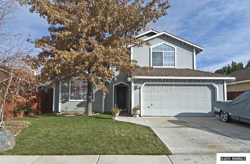 2565 Blossom View Ln, Carson City, NV