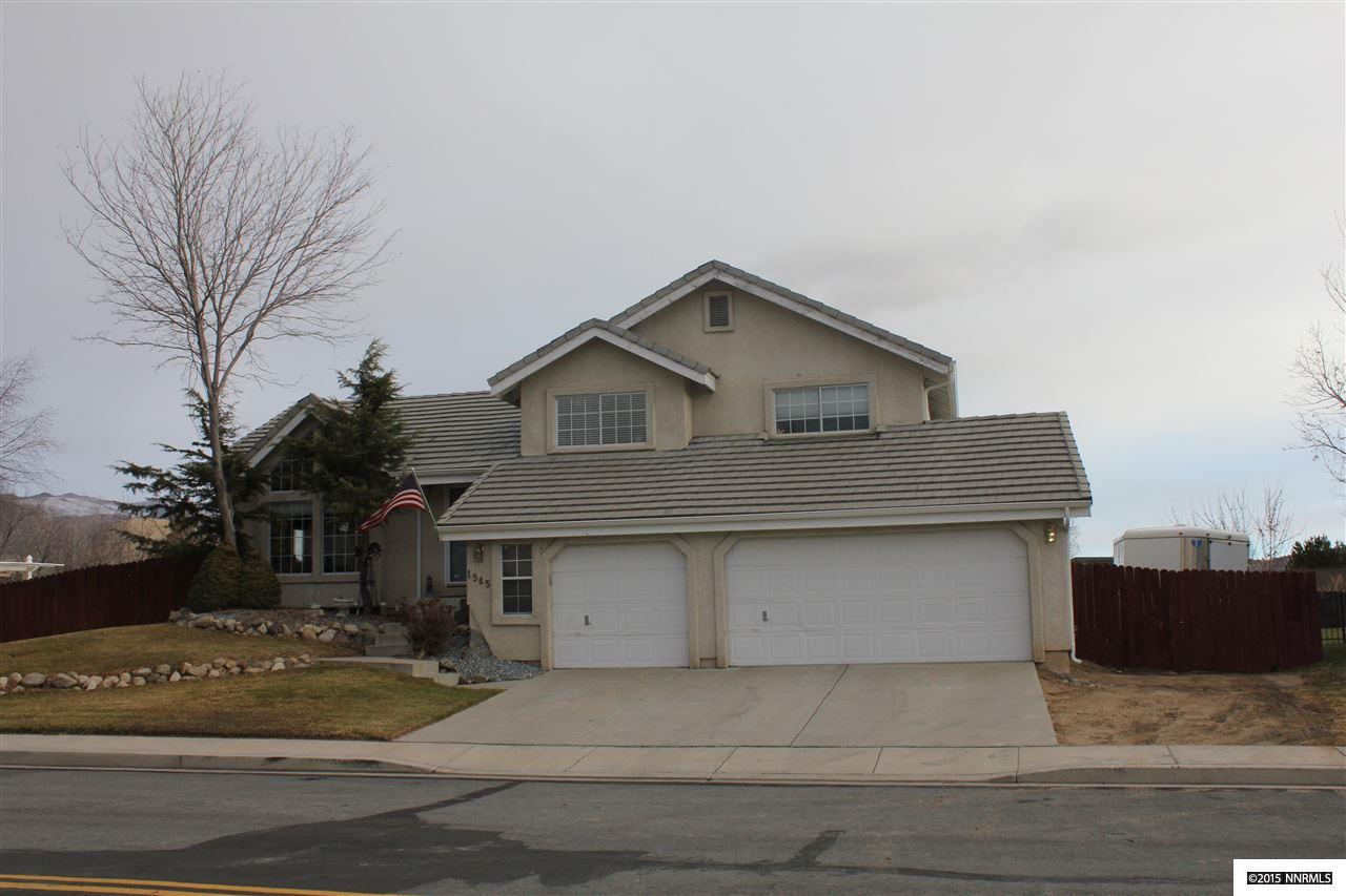 1545 Gregg St, Carson City, NV