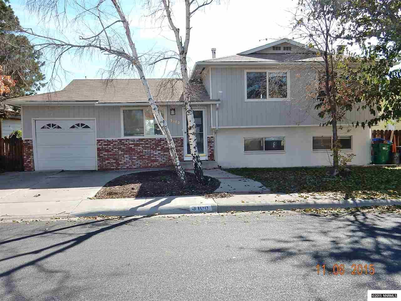 3100 Slater Ave, Reno, NV