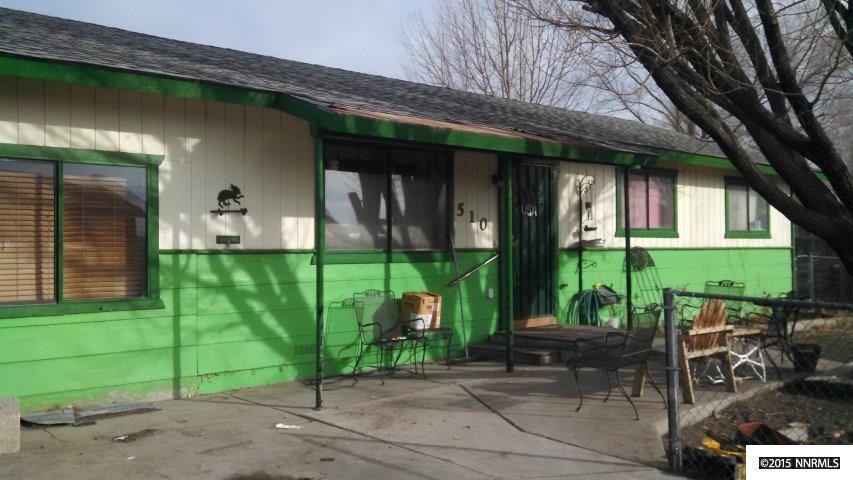 510 Sandy Ave, Yerington, NV