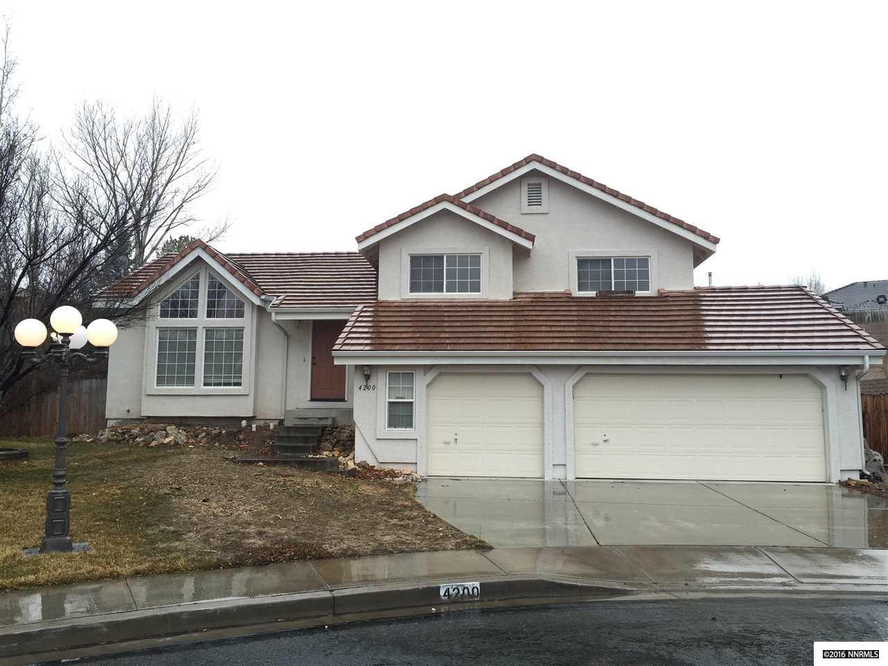 4200 Hunter Ct, Carson City, NV