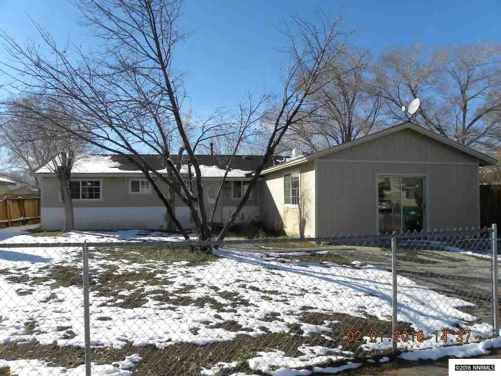 3736 Woodside Dr, Carson City, NV