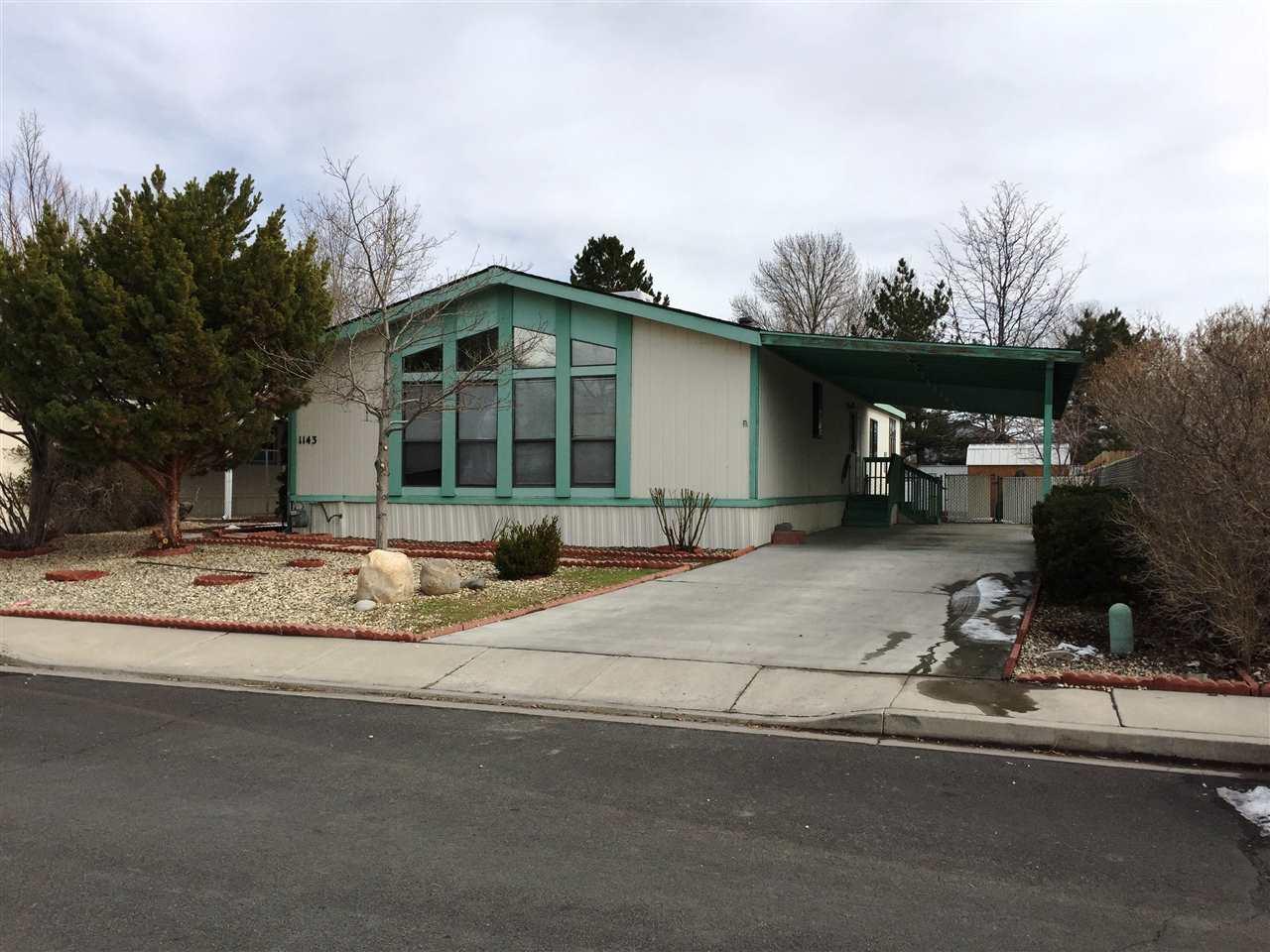 1143 Fleetwood, Carson City, NV