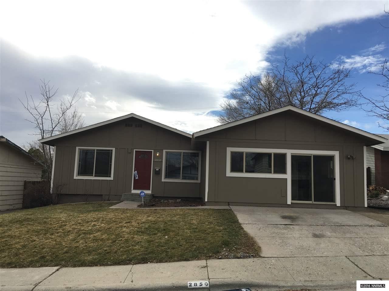 2850 Van Buren Dr, Reno, NV