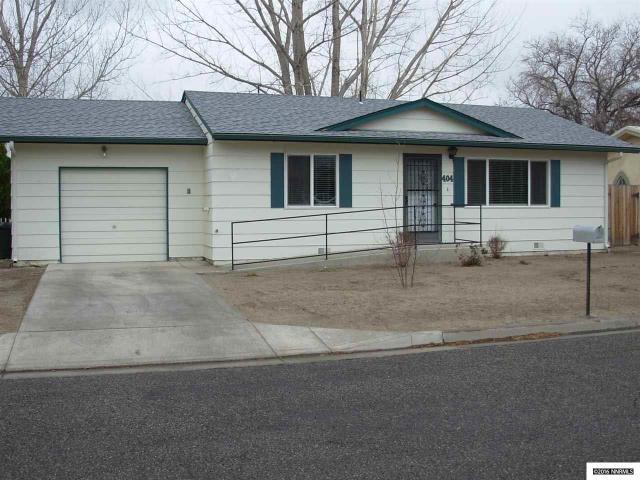 404 Leona Ave, Yerington NV 89447