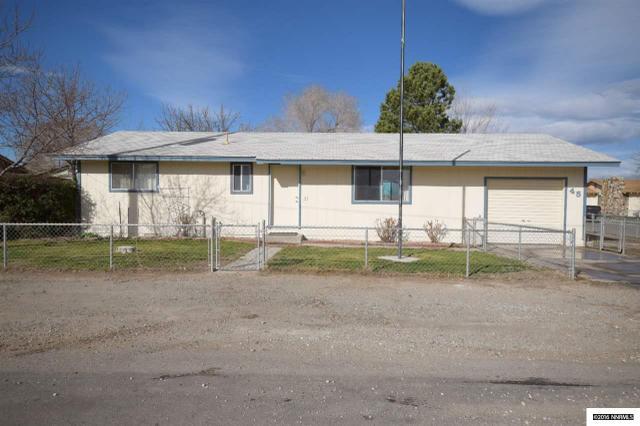 45 Idaho St, Yerington NV 89447