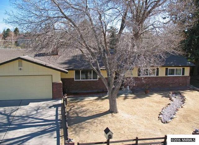 2290 Budrow Dr, Reno, NV