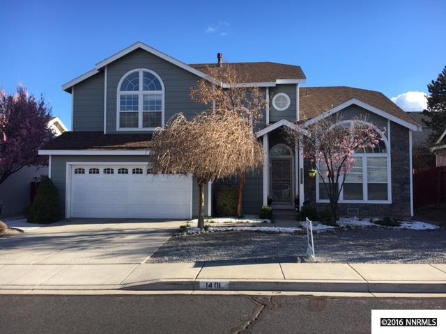1401 Sandyhill Ln, Reno, NV