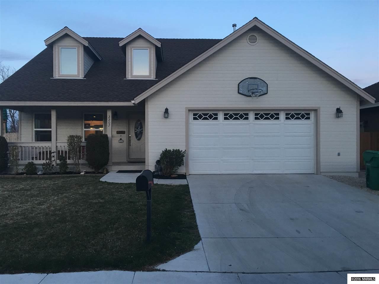 2207 Birch St, Carson City, NV