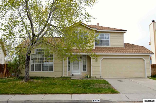 4736 Scenic Hill Cir, Reno, NV