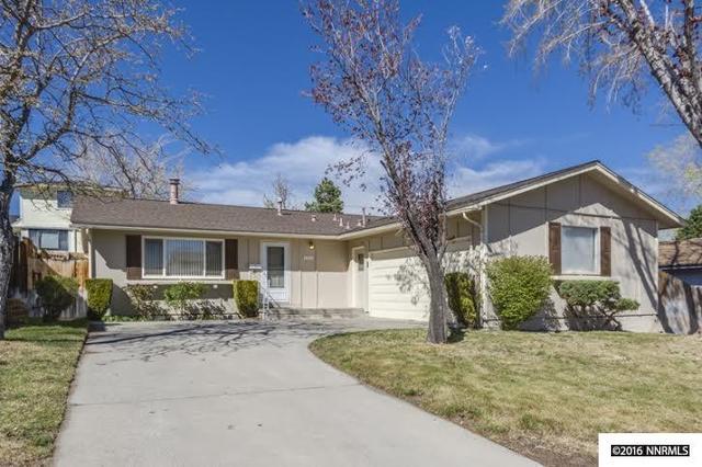 2565 Van Buren Dr, Reno NV 89503