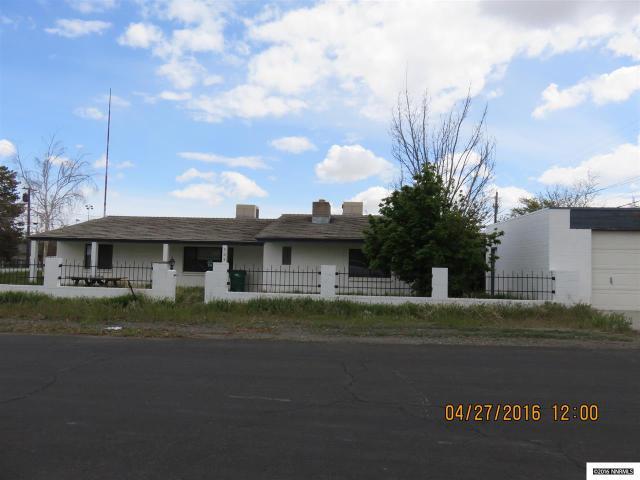 325 S West, Yerington NV 89447