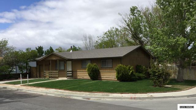 302 Paul Ave, Yerington NV 89447