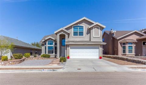 13289 New Britton Dr, El Paso, TX 79928