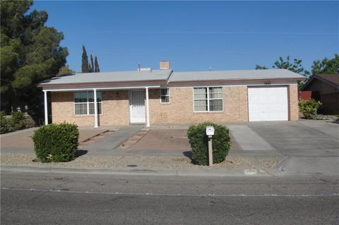1803 Robert Wynn St, El Paso, TX 79936