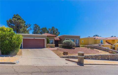 880 Hempstead Dr, El Paso, TX 79912