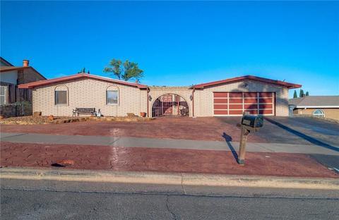 1375 Adabel Dr, El Paso, TX (34 Photos) MLS# 755576 - Movoto
