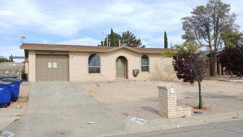 3300 Slocum St, El Paso, TX 79936