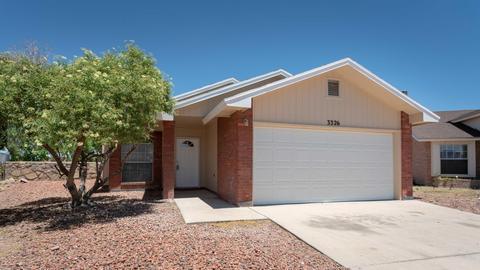 3326 Elias Pl, El Paso, TX 79936