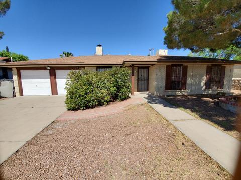 1817 Dale Douglas Dr, El Paso, TX 79936