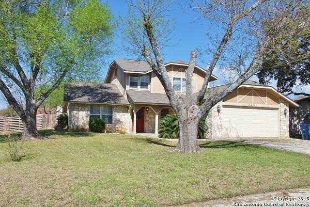 8201 Evert St, San Antonio, TX 78240